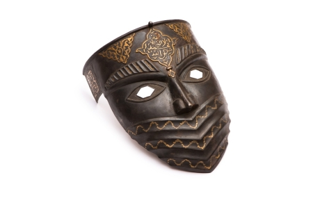 masque tribu