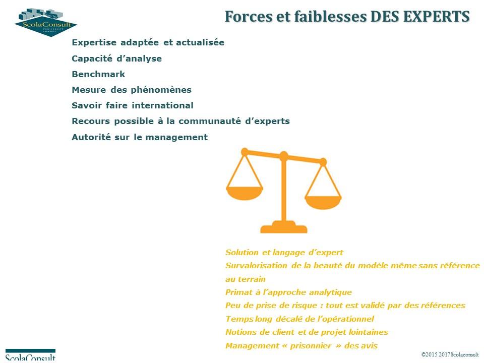 Final Expert forces et faiblesses